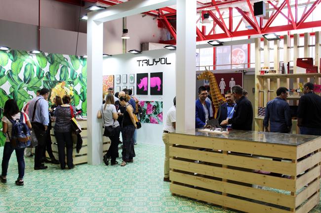 Truyol presentó en C!Print Madrid sus últimas soluciones creativas en impresión digital