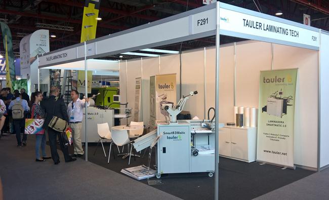 Tauler celebra la buena acogida del kit Tauler_FOIL en C!Print Madrid 2017