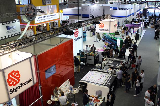 C!Print Madrid 2017 se consolida como un evento que confirma su madurez en el sector en su 4ª edición