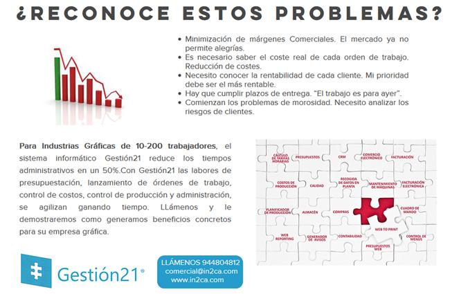 Gestion21 alcanza las 1.500 licencias de usuario activas