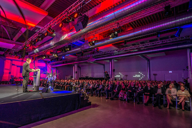 Koenig & Bauer: exitosa semana festiva con motivo del 200 aniversario