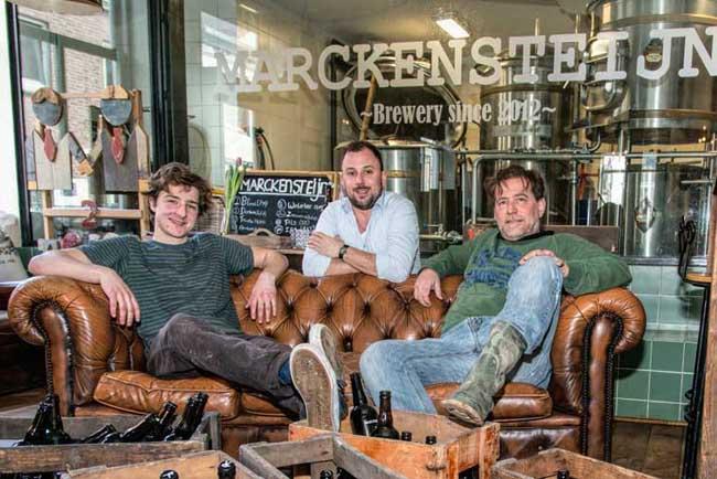 La cervecera neerlandesa Brouwerslokaal marca la diferencia con DS Smith
