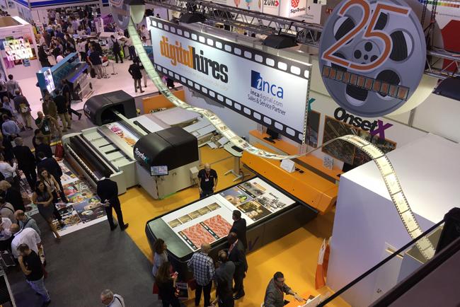 Gran acogida de Digital Hires en C!Print Madrid 2017