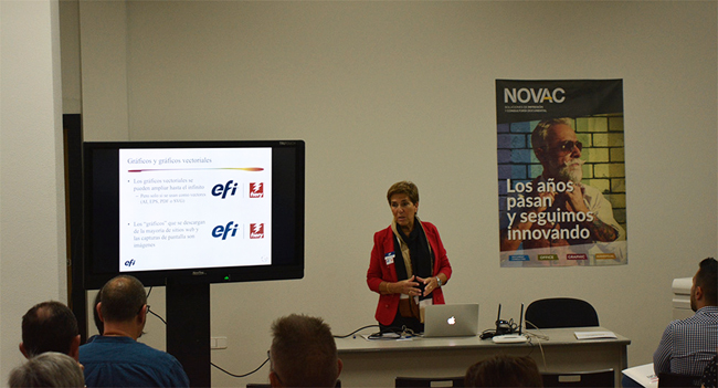 NOVAC ayuda a sus clientes a exprimir la Prensa Xerox Versant 80/180