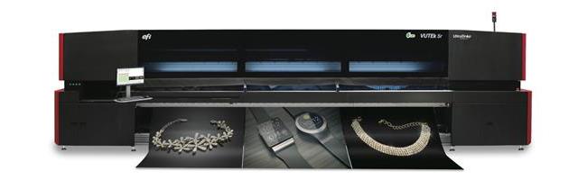 GrafoLaser, empresa pionera en el mercado mexicano, adquiere cuatro impresoras EFI VUTEk
