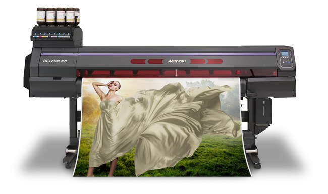 Mimaki heads to InPrint 2017 with the industry's broadest array of industrial printing solutions