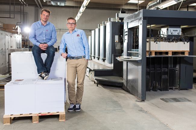 Imprenta online líder en Escandinavia se integra al Grupo Onlineprinters