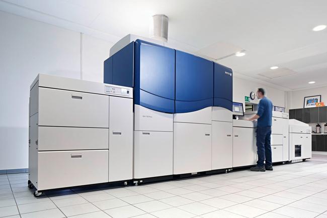 EFI y Xerox anuncian una nueva generación de servidores Fiery para la Xerox iGen 5 Press