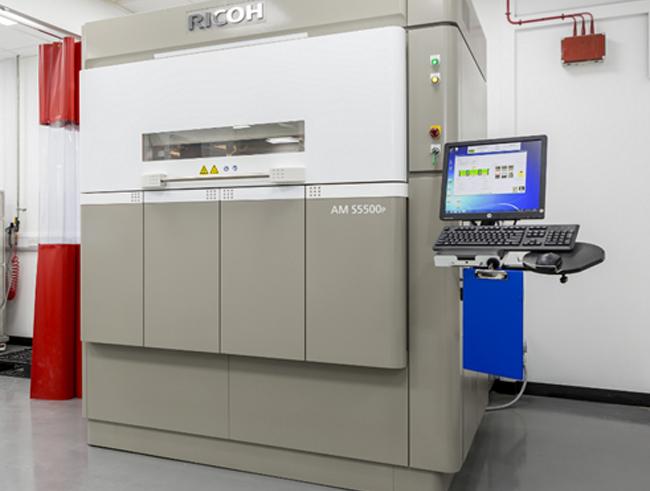 Ricoh estará presente en Formnext, donde lanzará un nuevo material para su impresora 3D