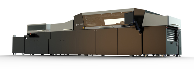 Introducing the Scodix Ultra2 Pro Digital Enhancement Press with Foil Station 'The Ultimate Multi Material Platform'