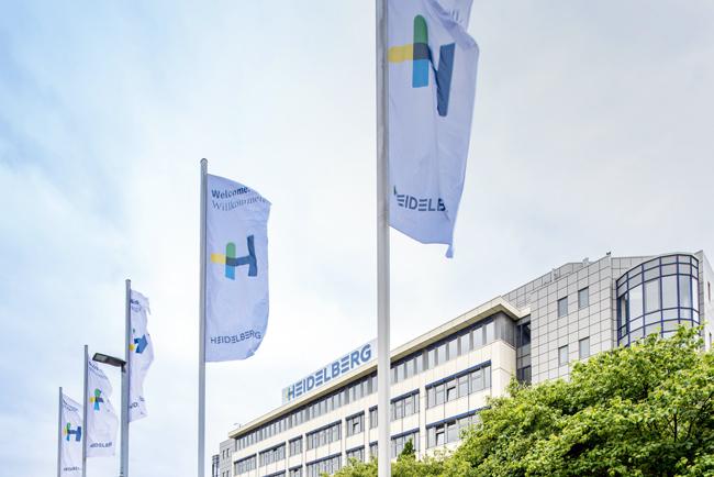 Heidelberg logra beneficios netos después de impuestos durante la primera mitad del año