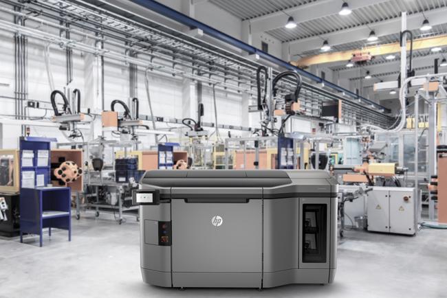 HP incrementa su negocio de Impresión 3D en Europa con nuevos clientes, distribuidores y centros de referencia