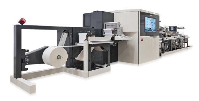 Nilpeter presenta la nueva generación de sus impresoras flexo FA Line