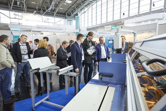 Las buenas perspectivas para la industria del cartón ondulado y plegable aumentan la demanda de espacio expositivo en CCE International 2019