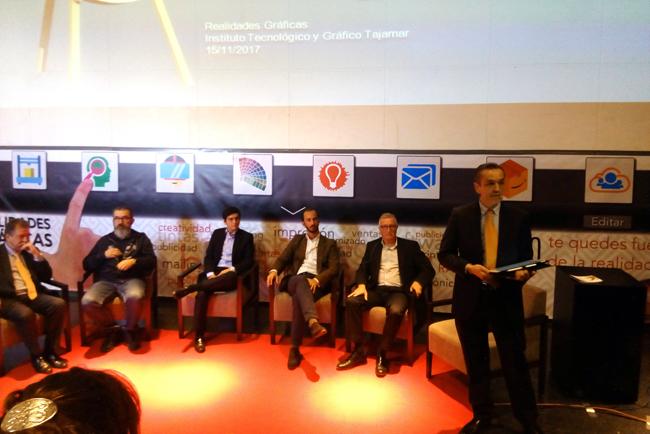 Palmart participó en La Convención de Realidades Gráficas