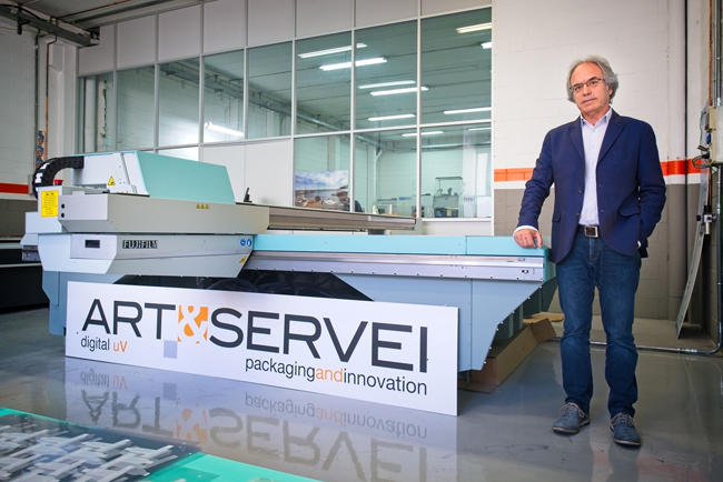 La inversión en Acuity estimula un año de crecimiento para Art & Servei