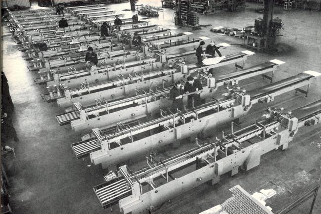 Vega: 70 años al servicio de la industria del cartón
