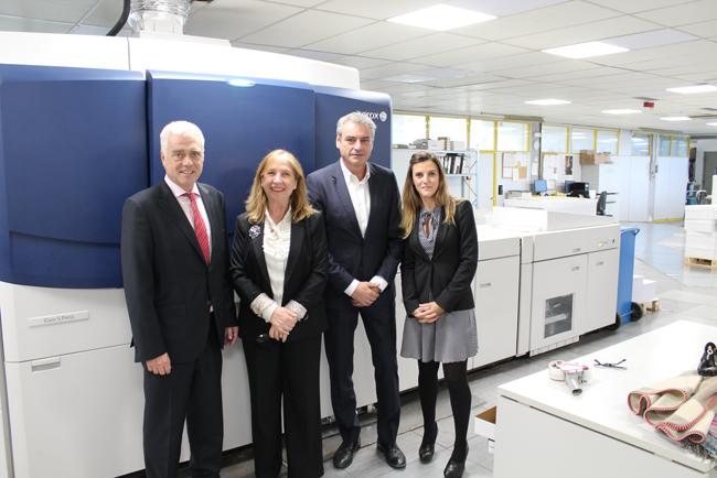 Telemail y Xerox, socios de futuro