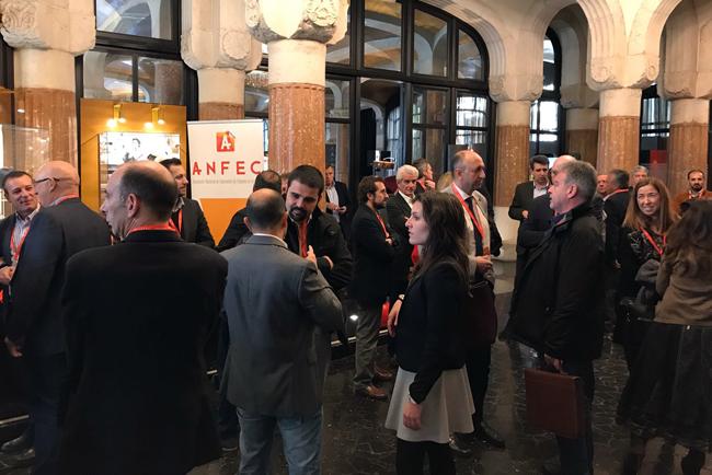 ANFEC destaca su apertura a Portugal en el encuentro anual de socios colaboradores y fabricantes