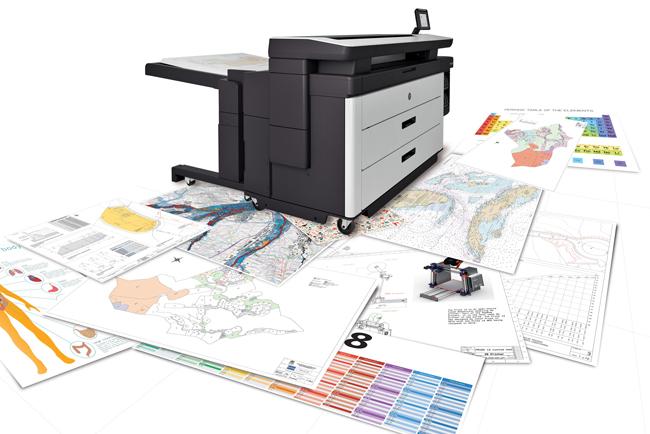 HP presenta su nueva gama de impresoras PageWide XL aún más rápidas para optimizar la producción técnica