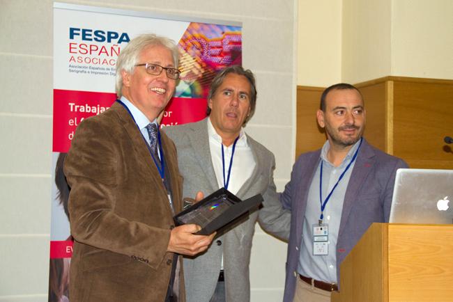 Récord de asistencia en el V Congreso de FESPA España y cambio de presidente de la asociación