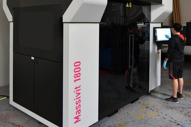 Pictographics pretende atraer nuevos negocios y aumentar su ventaja competitiva con la solución de impresión 3D Massivit 1800