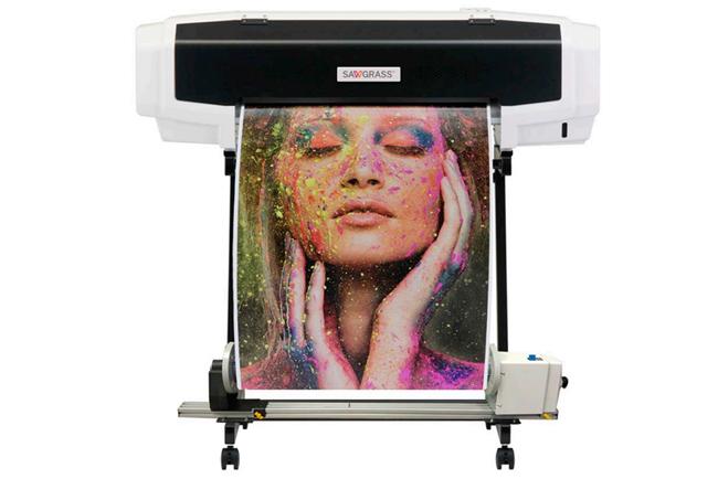 Fun Printz mejora gracias a la impresora de 8 colores VJ 628 de Sawgrass