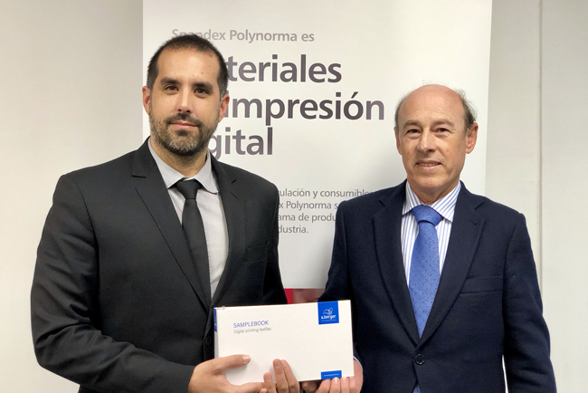 Spandex Polynorma se convierte en distribuidor exclusivo de los materiales textiles A. Berger en España