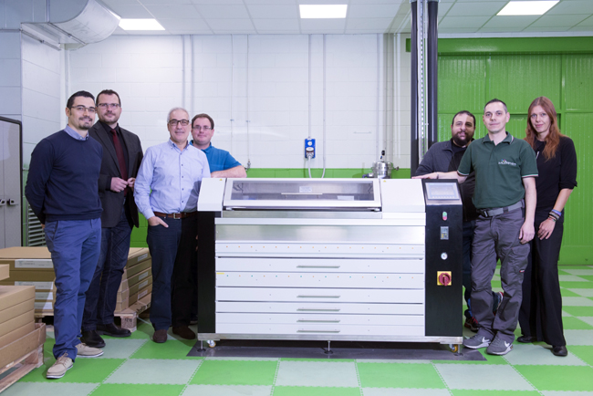 Italian label printer invests in Fujifilm Flenex plates to boost production and reduce environmental impact