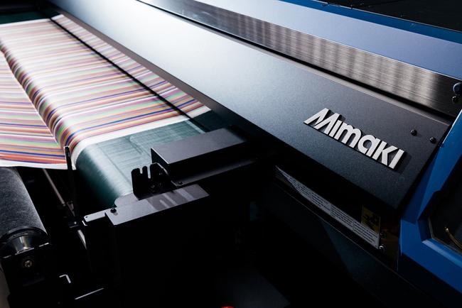 Mimaki presentará la belleza de la impresión textil digital en Heimtextil 2018