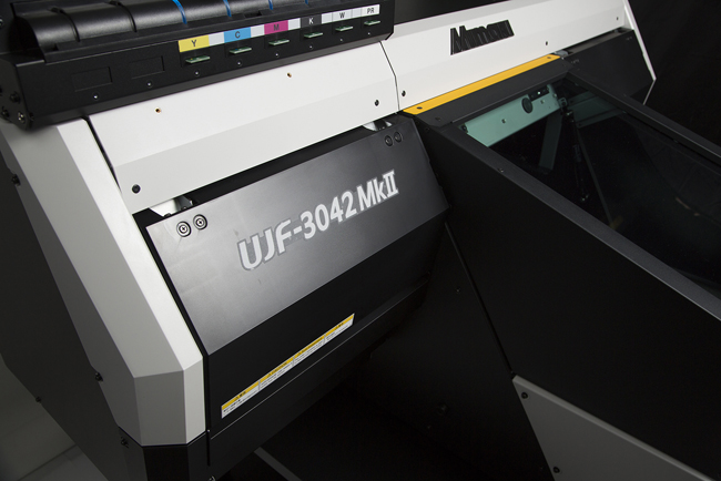 Mimaki brings a mini promotional product factory to PSI 2018