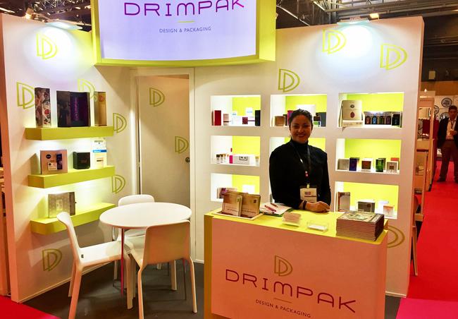 Drimpak participará por tercer año consecutivo en la feria PCD París, dedicada al packaging de perfumería y cosmética