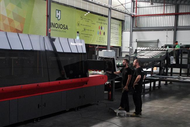 Hinojosa apuesta por la innovación en el sector del packaging orientada a dar un servicio excelente a sus clientes