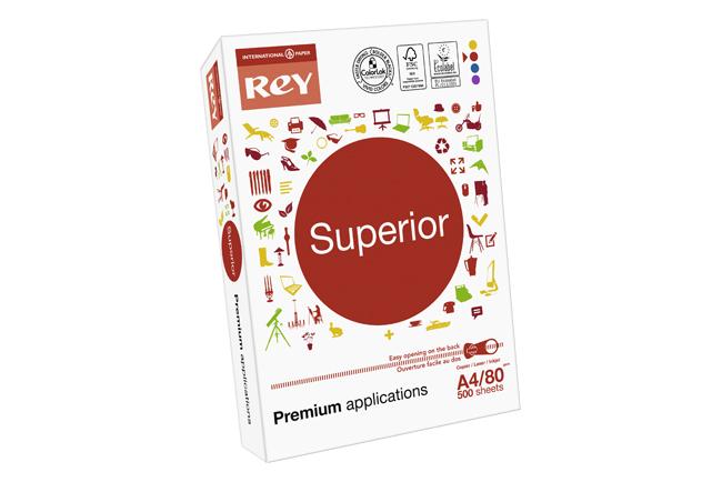 Torraspapel Distribución incorpora Rey Superior Document a su portfolio de productos Office