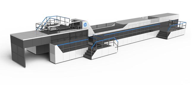 HP lanza la primera impresora HP PageWide C500 para impresión digital directa en envases corrugados