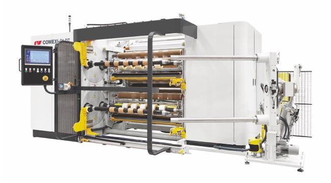 Wipak Group adquiere 4 cortadoras Comexi S1 DT