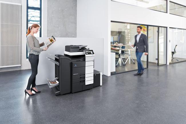 La alta productividad ofrece una fiabilidad incomparable con las nuevas bizhub C759 y C659 de Konica Minolta