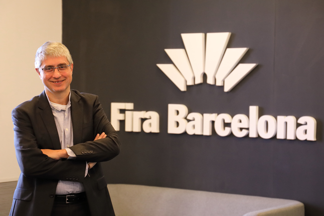 Jordi Magre, nuevo director de Graphispag