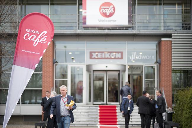 Xeikon Café 2018 presenta Academy