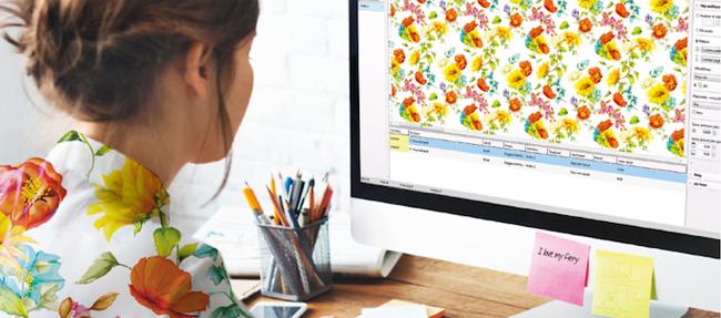EFI lanza el software Fiery Textile Bundle para impulsar la calidad de las impresoras textiles Reggiani