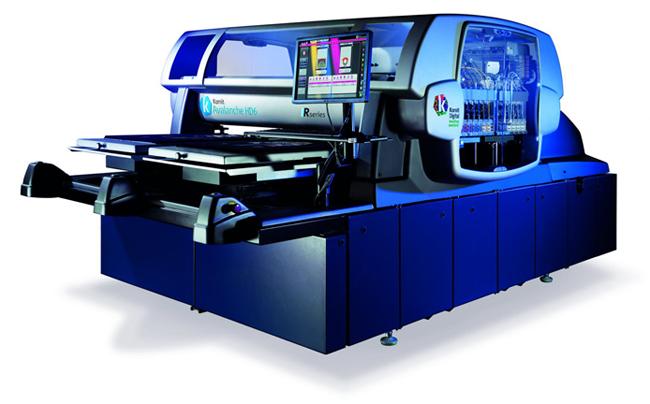 Kornit Digital lanza una nueva tecnología de impresión HD para la serie Avalanche