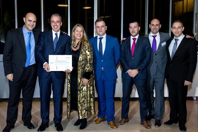 Soficat mejor distribuidor de Xerox en España y Portugal por tercer año consecutivo