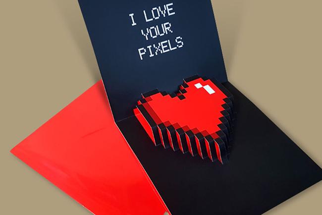 Truyol Digital propone diseños creativos con acabados para San Valentín