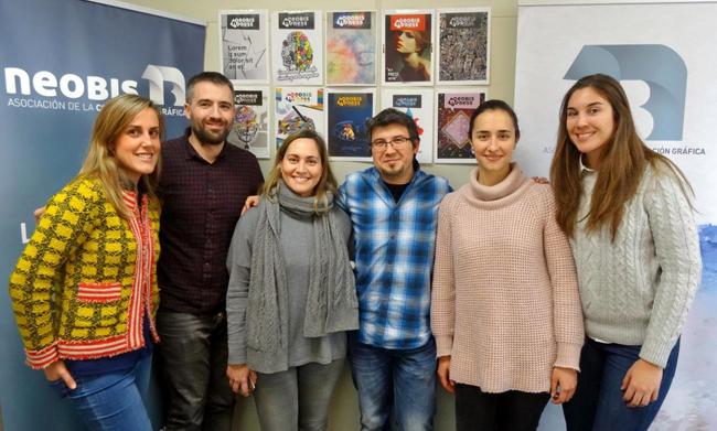 """La II edición del concurso neobispress """"Diseña la portada de la Comunicación Gráfica"""" ya tiene finalistas"""