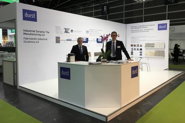 Las instalaciones de la nueva línea de esmaltado digital de Durst comenzarán este año