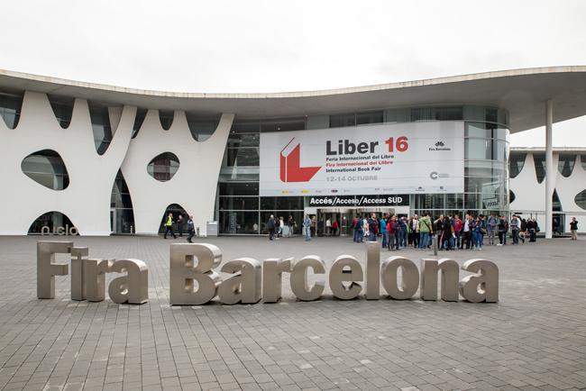Liber regresa en octubre a Fira de Barcelona con la previsión de reunir más de 350 empresas