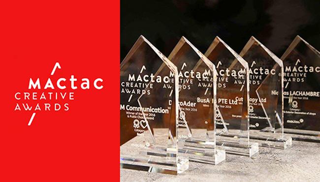 Nuevo concurso de Mactac design busca a los estudiantes más creativos e innovadores del mundo