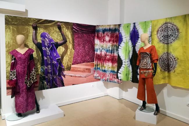 Epson reivindica la cultura textil africana a través de su tecnología de impresión sobre telas
