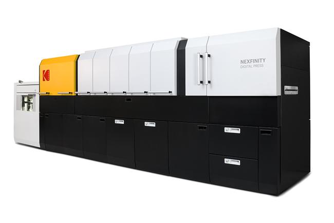 Kodak lanza la plataforma de sistema de impresión digital NEXFINITY que mejora de forma drástica la versatilidad de la impresión digital