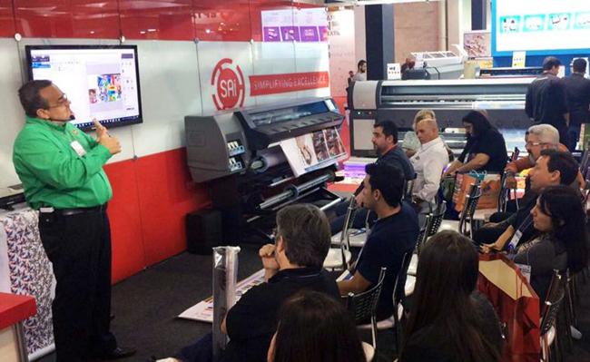 SAi presentará las últimas soluciones de software en rotulación, impresión digital y carpintería en ExpoPrint Latin America 2018
